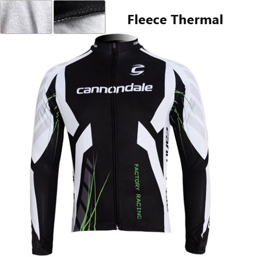 2013-Cycling-bicycle-bike-outdoor-Thermal-Fleece-long-sleeves-Jersey-Size-M-XXL